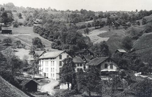 Stricker Mühle vor 1935