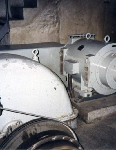 Turbine um 1952